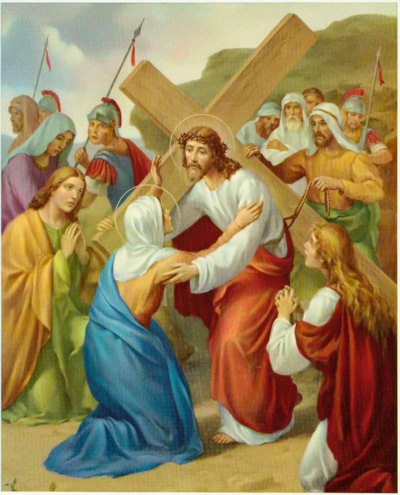 Chemin de la Croix en union avec le Sacré-Coeur 04_iva10