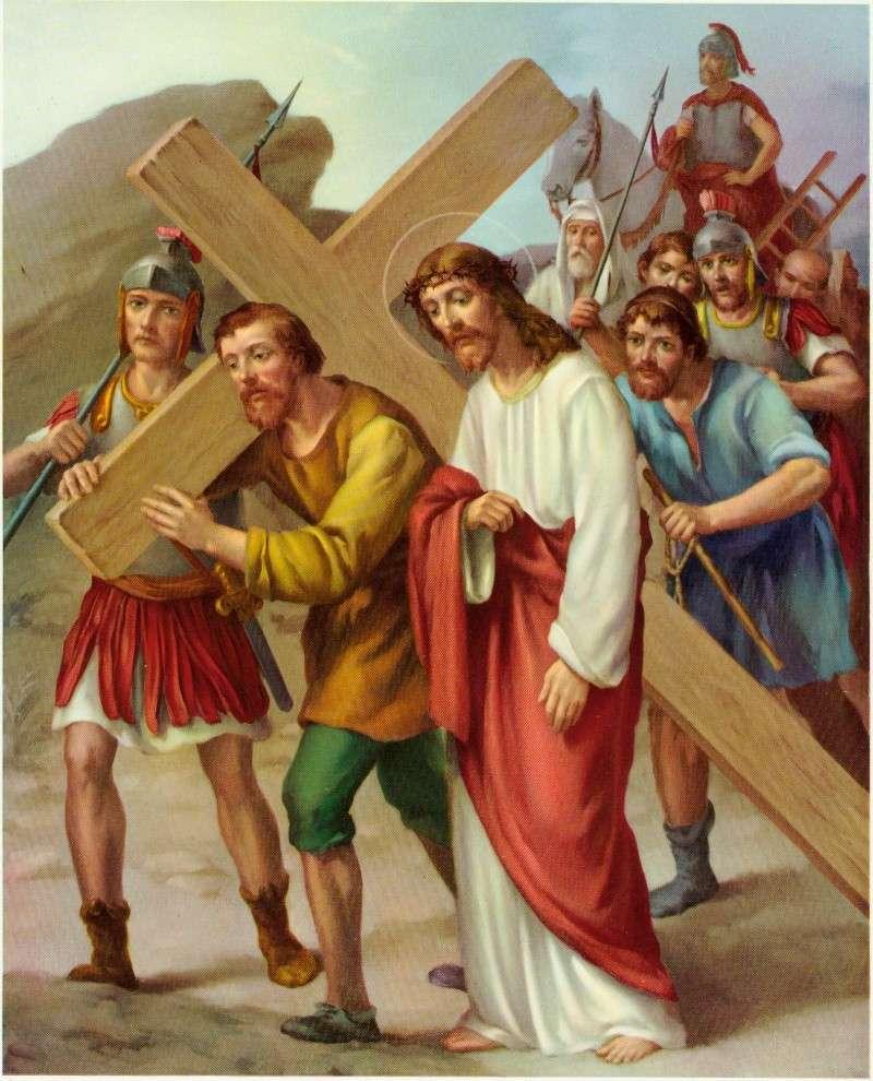 Chemin de la Croix en union avec le Sacré-Coeur 05_vam10