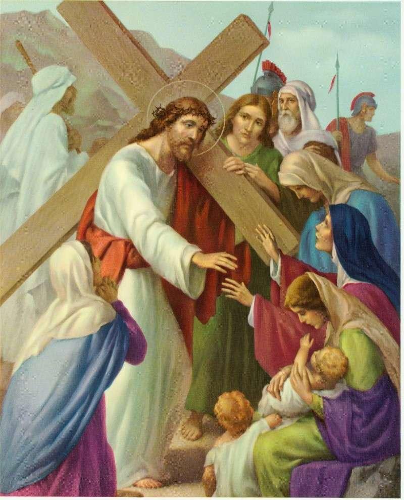 Chemin de la Croix en union avec le Sacré-Coeur 08_vii10