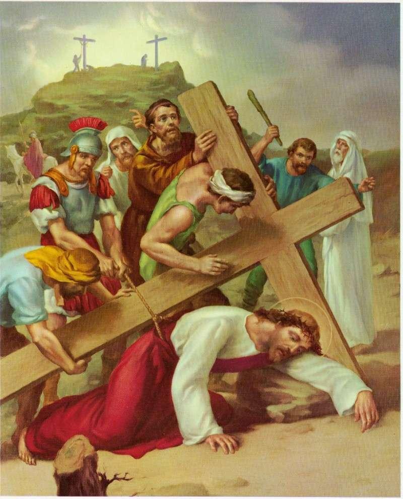 Chemin de la Croix en union avec le Sacré-Coeur 09_ixa10