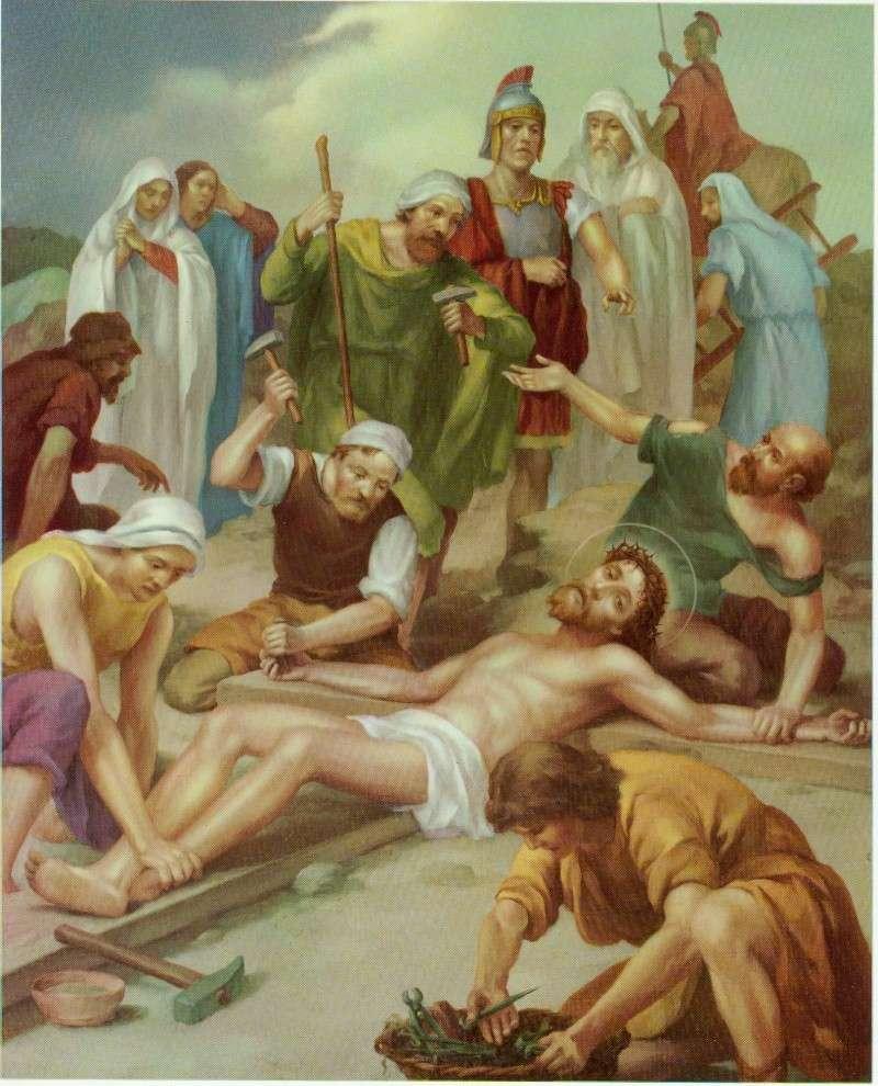 Chemin de la Croix en union avec le Sacré-Coeur 11_xia10