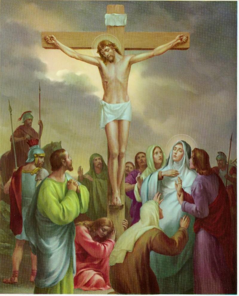 Chemin de la Croix en union avec le Sacré-Coeur 12_xii10