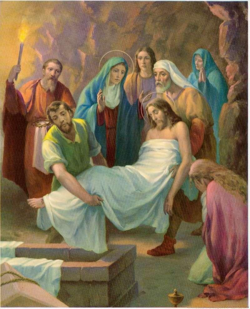 Chemin de la Croix en union avec le Sacré-Coeur 14_xiv10
