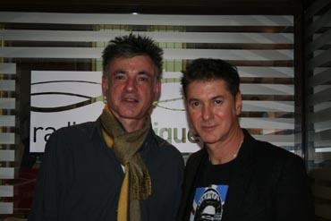 Olivier Bellamy et Etienne Daho Sans_t10