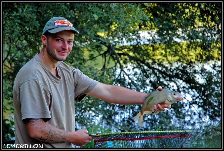 Je pêche la carpe à la baguette. Grande14