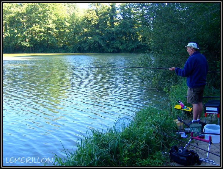 Je pêche la carpe à la baguette. Grande15