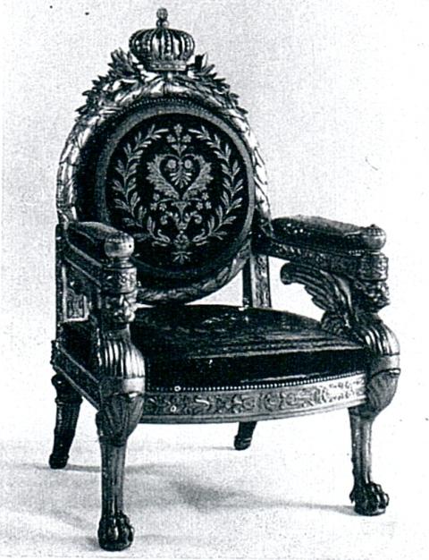 Exposition « Trônes en majesté, l'autorité et son symbole » 19174010