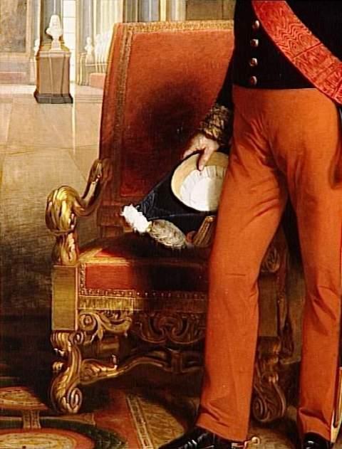Exposition « Trônes en majesté, l'autorité et son symbole » - Page 3 93-00014