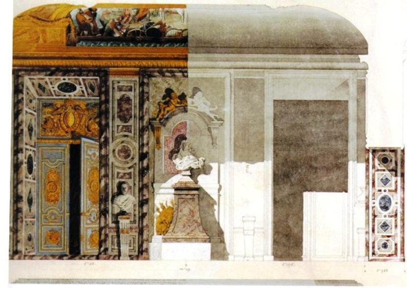 """Un """"H"""" sur les murs de Versailles Img01014"""