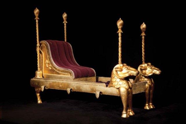 Exposition « Trônes en majesté, l'autorité et son symbole » - Page 7 The_se11