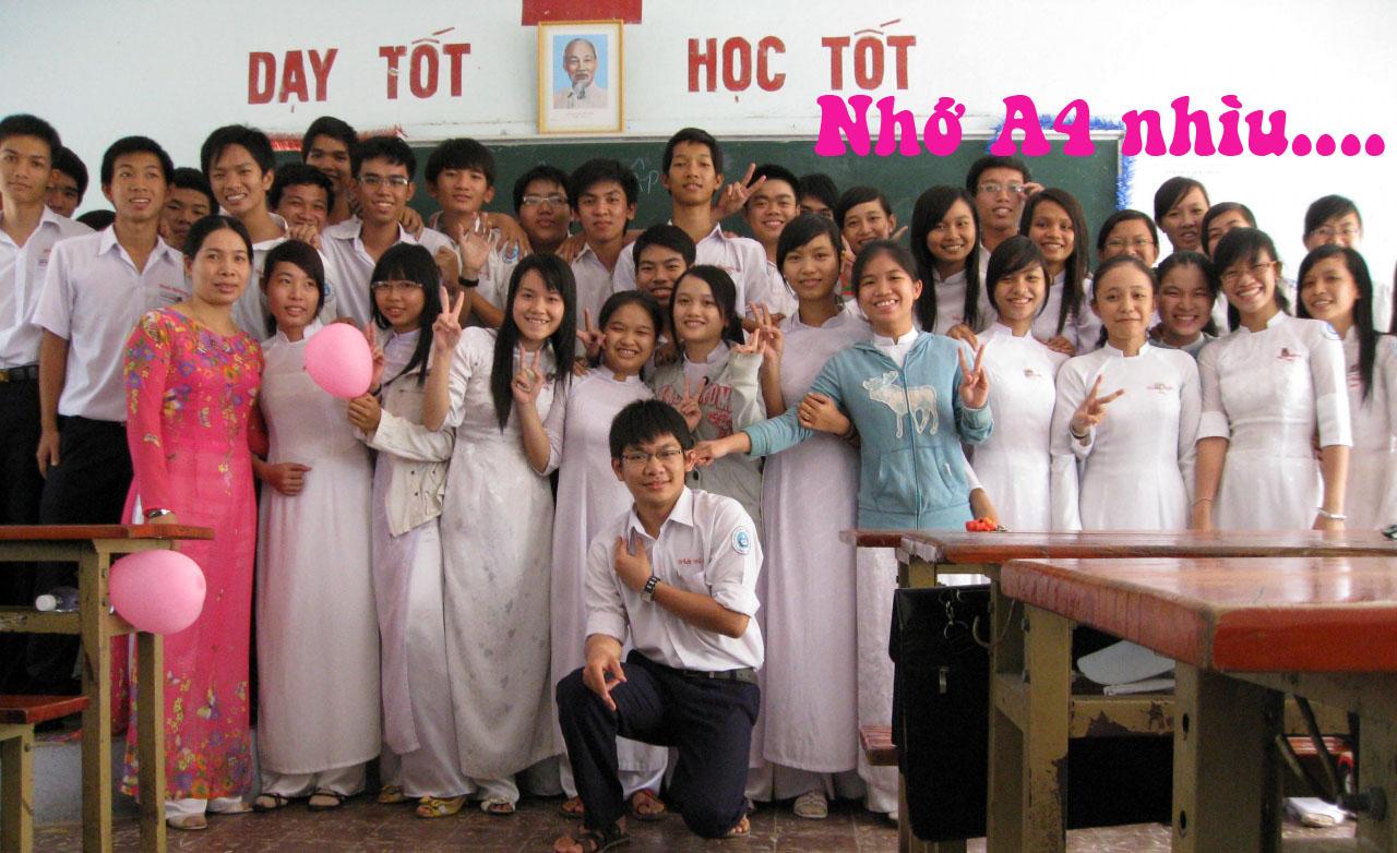 TEEN A4 THPT LONG THÀNH 2007 - 2010