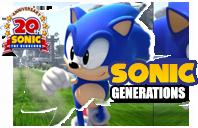SONIC - Generations