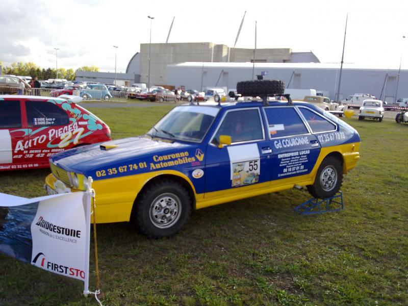 Photos de R15 & R 17 en arrière plan 25092011