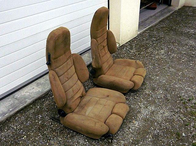 Arrivée des mes sièges pétales  P6200210