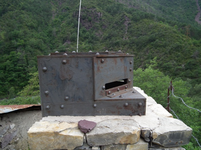 Fortification des gorges du Cians (Alpes-Maritimes) Dscf5716
