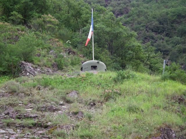 Fortification des gorges du Cians (Alpes-Maritimes) Dscf5717