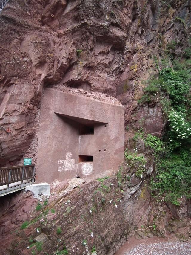 Fortification des gorges du Cians (Alpes-Maritimes) Dscf5723