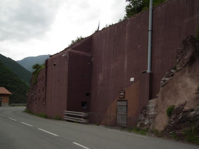 Fortification des gorges du Cians (Alpes-Maritimes) Dscf5726