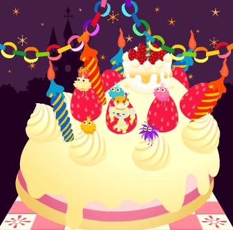 Happy birthday Saori!!! 08080710