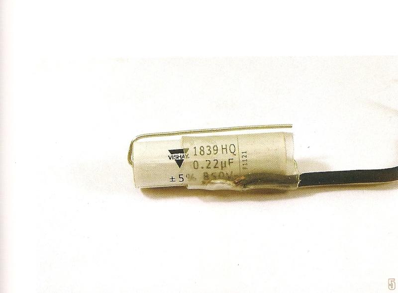 Rupteurs électroniques pour remplacer les vis et condos Condo10