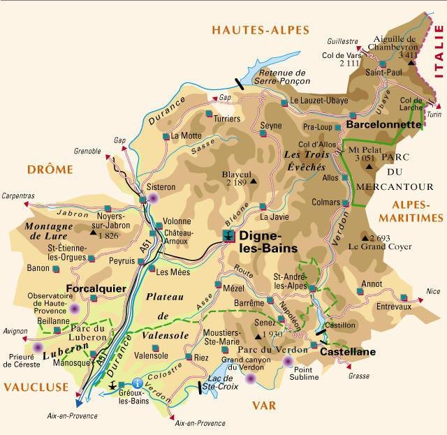 Mon paradis estival: Sisteron et ses environs. 04-alp11