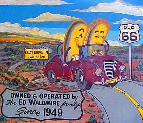 Route 66 : parcours d'un mythe américain. - Page 3 07spgf10