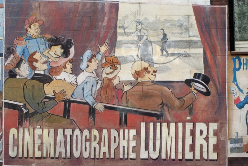 Street view: La cité idéale en 25 Fresques murales à Lyon 1116