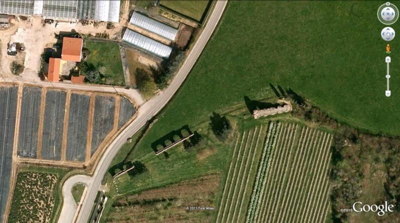 Antiquités romaines sous l'oeil de Google Earth - Page 2 1130