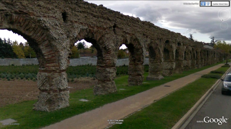 Antiquités romaines sous l'oeil de Google Earth - Page 2 1132