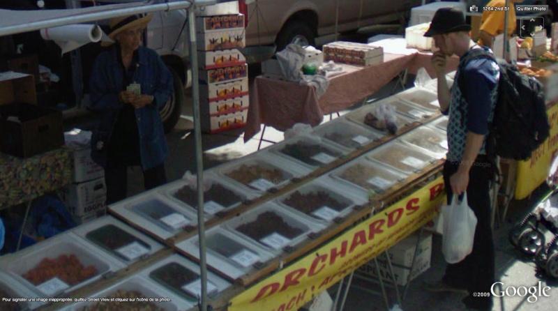 STREET VIEW : les scènes de marchés et brocantes 138