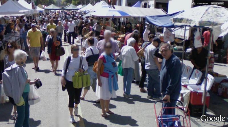 STREET VIEW : les scènes de marchés et brocantes 140