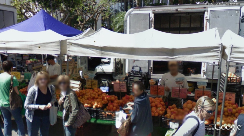 STREET VIEW : les scènes de marchés et brocantes 141