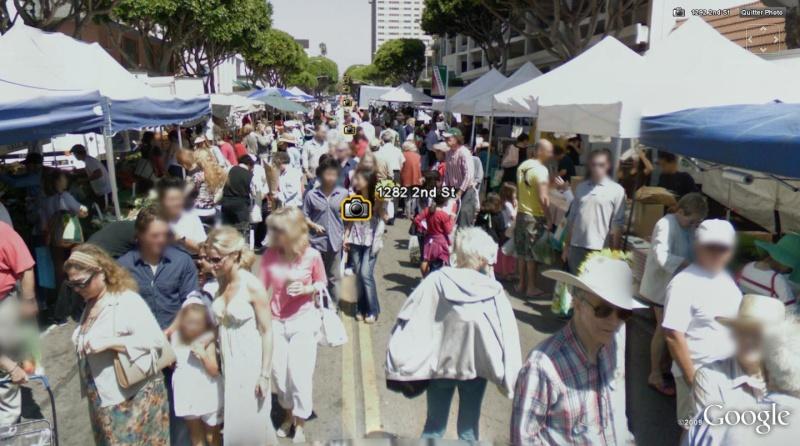 STREET VIEW : les scènes de marchés et brocantes 142