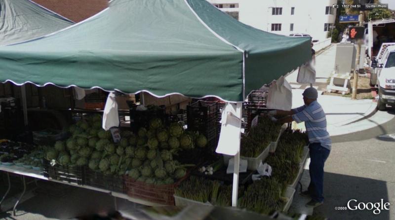 STREET VIEW : les scènes de marchés et brocantes 143
