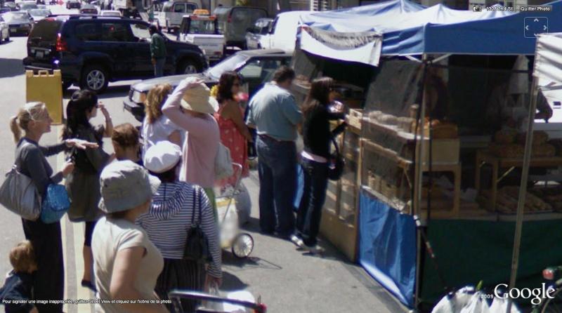 STREET VIEW : les scènes de marchés et brocantes 144