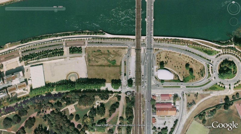 Lyon, visite au travers des grands travaux de ces dix dernières années. 170
