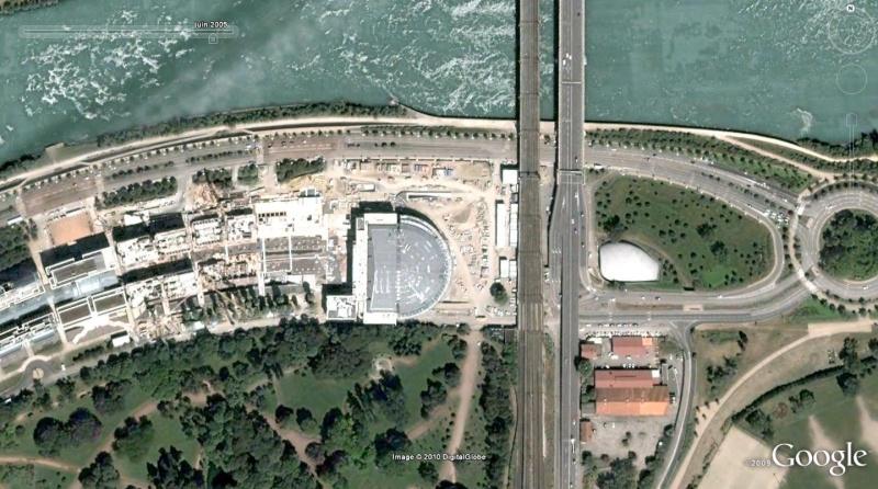 Lyon, visite au travers des grands travaux de ces dix dernières années. 171
