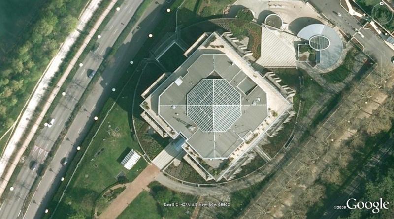 Lyon, visite au travers des grands travaux de ces dix dernières années. 173