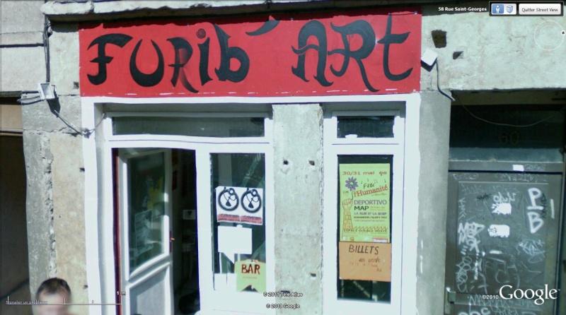 STREET VIEW : les façades de magasins (France) - Page 2 182