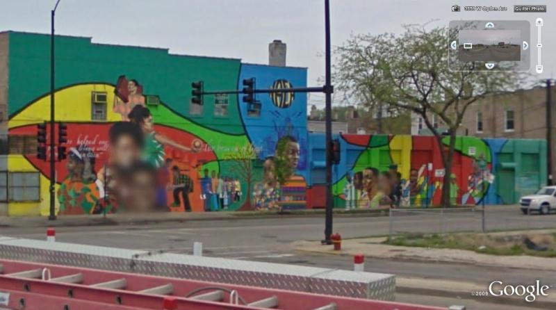 STREET VIEW : les fresques murales - MONDE (hors France) - Page 5 211