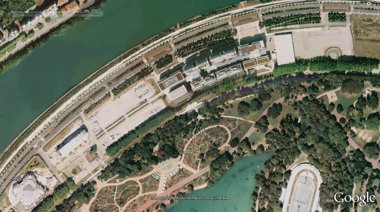 Lyon, visite au travers des grands travaux de ces dix dernières années. 212