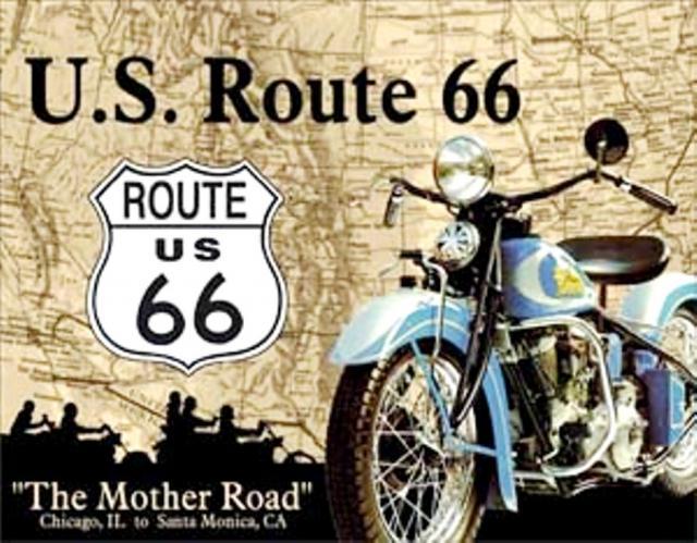 Route 66 sur TSGE: Mode d'emploi 54657010