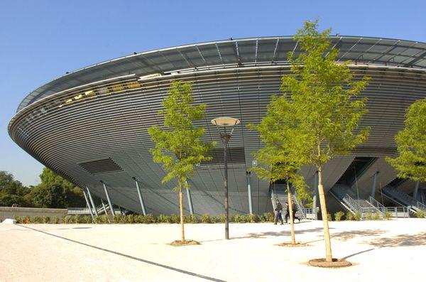 Lyon, visite au travers des grands travaux de ces dix dernières années. Amphi311
