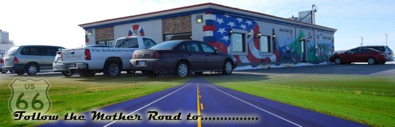 Route 66 : parcours d'un mythe américain. - Page 3 Bg00111