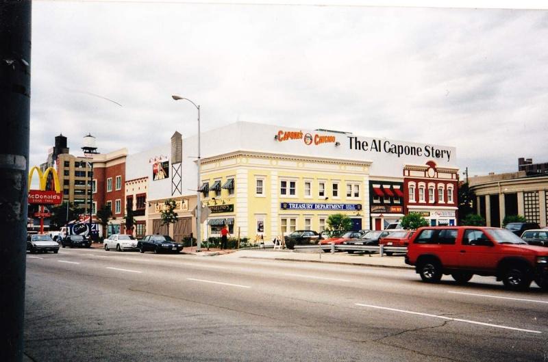 Route 66 : parcours d'un mythe américain. Chicag11