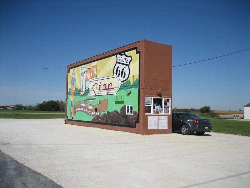 Route 66 : parcours d'un mythe américain. - Page 3 Dwight10
