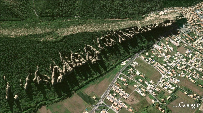 Mon paradis estival: Sisteron et ses environs. Les_ma10