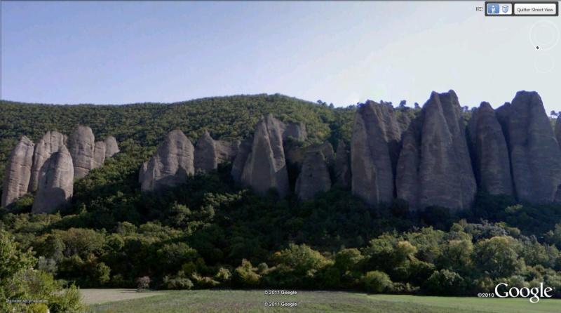 Mon paradis estival: Sisteron et ses environs. Les_ma11