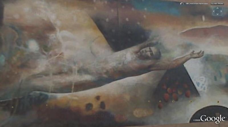 STREET VIEW : les fresques murales - MONDE (hors France) - Page 5 Peint10