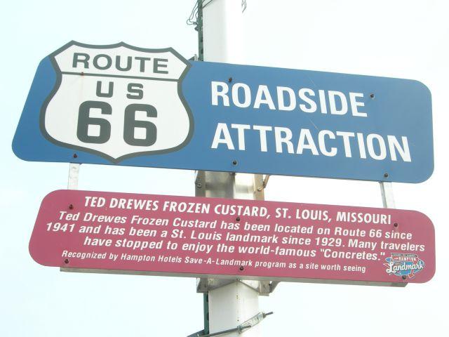 Route 66 : parcours d'un mythe américain. - Page 4 Picfor10